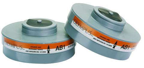 FILTER AB1 FOR OLYMPUS MIDIMASK TWIN FILTER