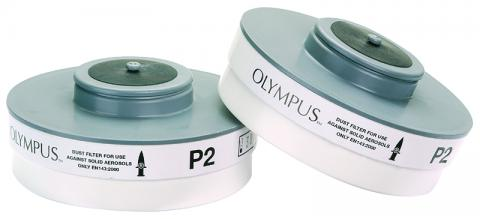 FILTER P2 FOR OLYMPUS MIDIMASK TWIN FILTER